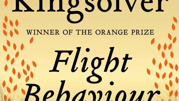 the omnivore flight behaviour by barbara kingsolver
