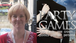 Party Games by Emma Greenway | Author Pitch | The Omnivore