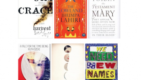Man Booker Shortlist 2013