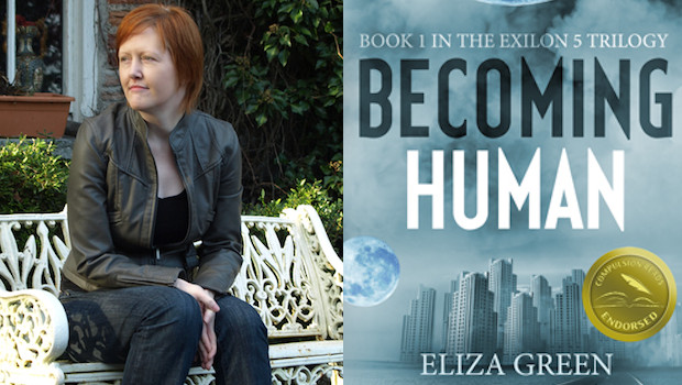 Becoming Human by Eliza Green | Author Pitch | The Omnivore