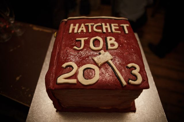 Hatchet Job 2013 - 01