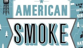 American Smoke by Iain Sinclair | Book Review Roundup | The Omnivore