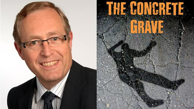 The Concrete Grave by Mike Deavin | Author Pitch | The Omnivore