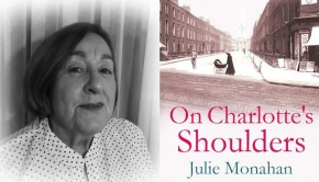 Author Pitch: On Charlotte's Shoulders by Julie Monahan | The Omnivore