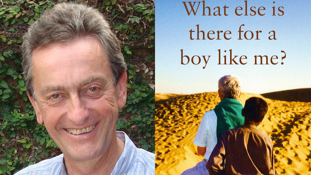 What Else is there for a Boy Like Me by Patrick Moon | Author Pitch | The Omnivore
