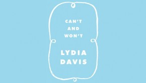 cant wont lydia davis