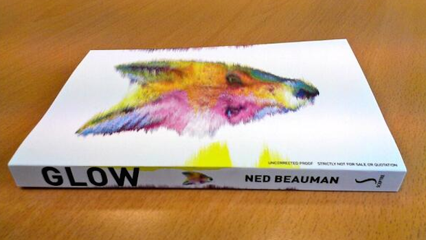 glow ned beauman