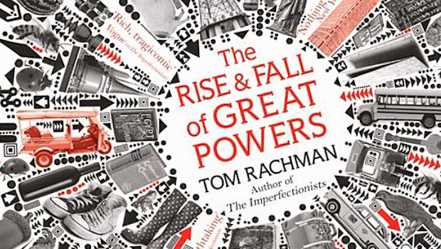 the rise and fall rachman